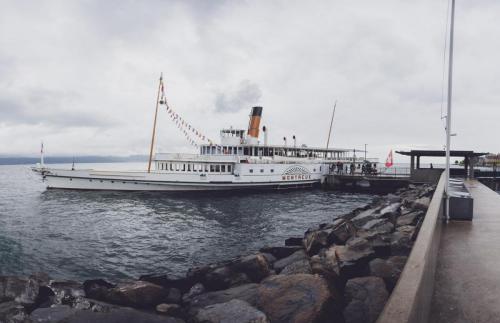 Vevey, Lac Léman